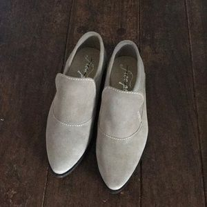 NWOB Free People Loafers